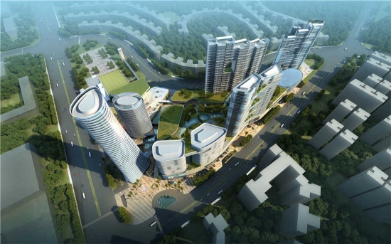 Shishan City Center
